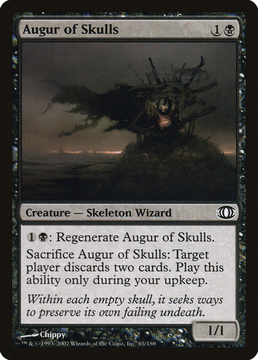 Augur of Skulls mtg