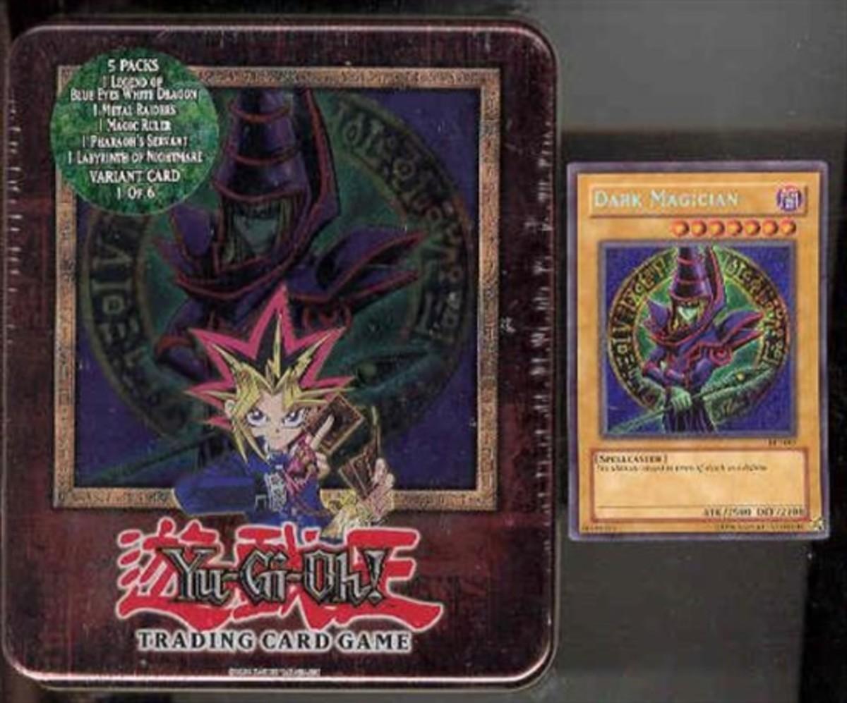 2003 Dark Magician Tin