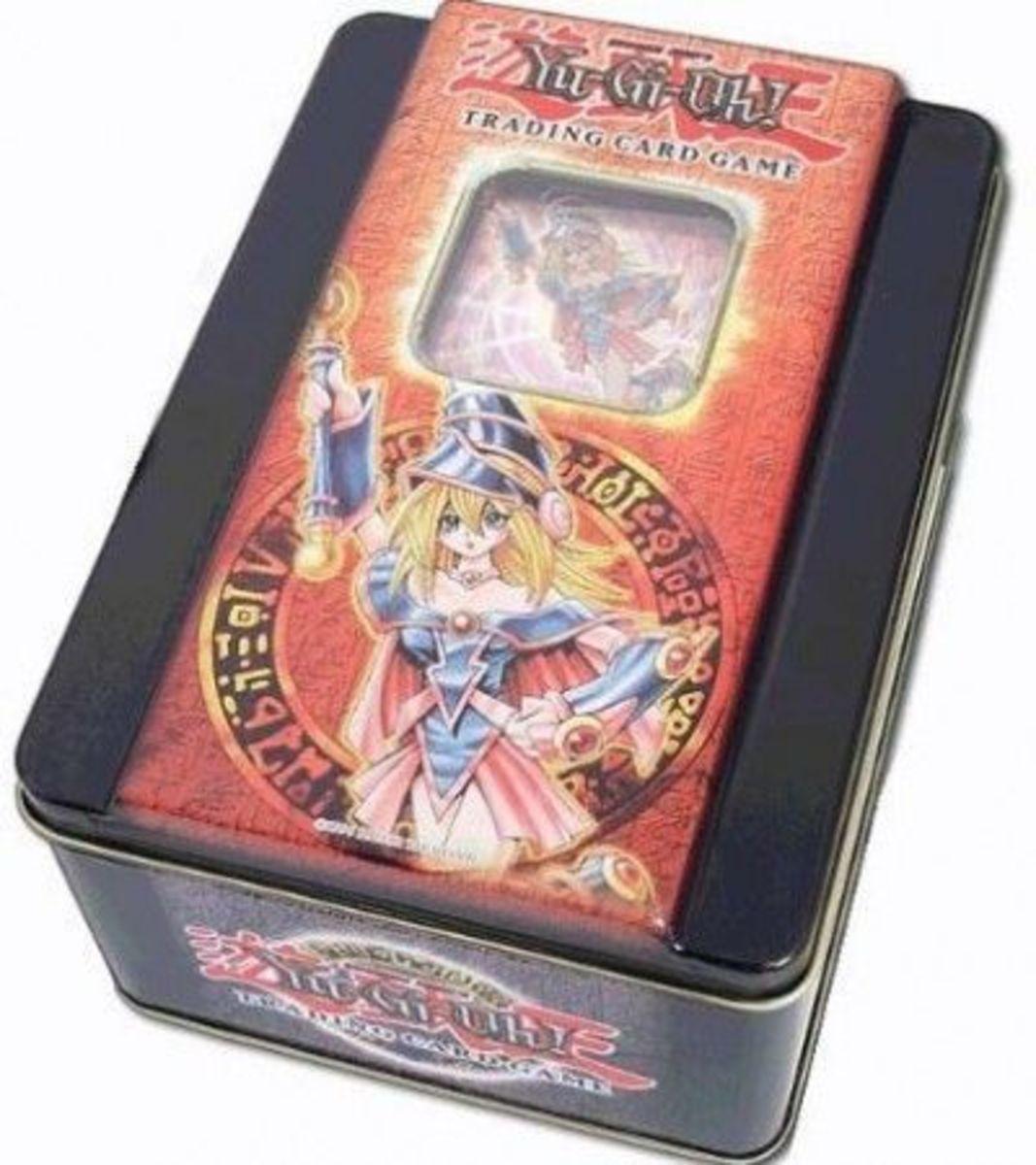 Dark Magician Girl Tin