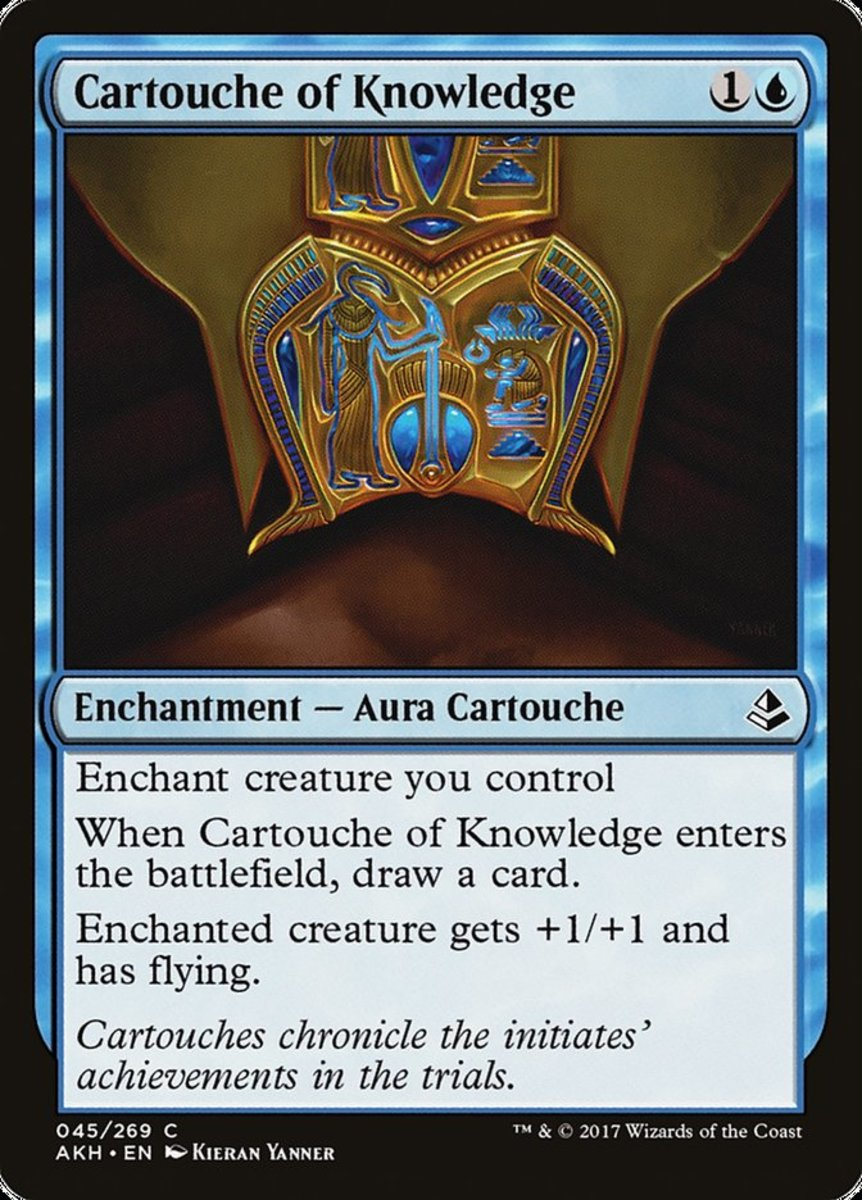 Cartouche of Knowledge mtg