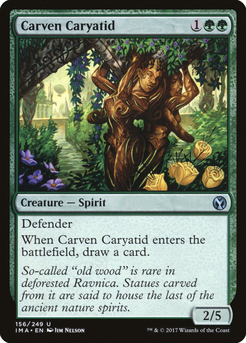 Carven Caryatid mtg