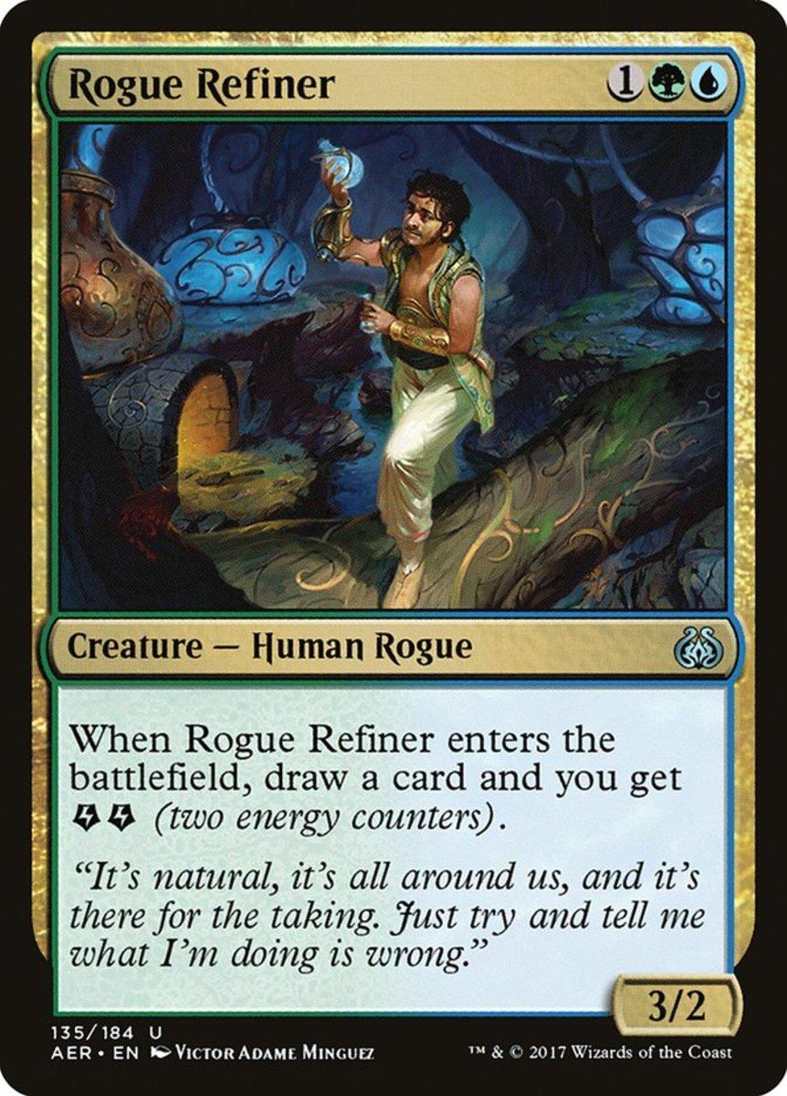Rogue Refiner mtg