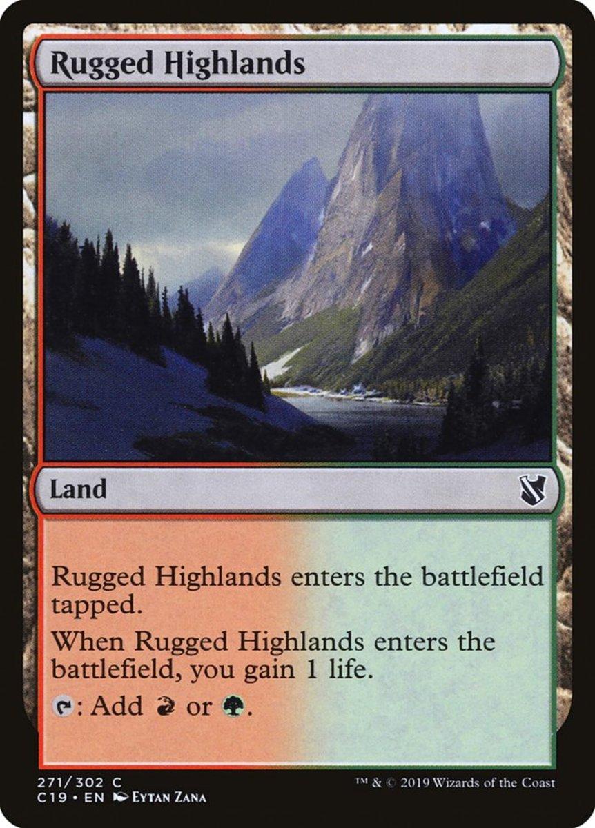 Rugged Highlands mtg