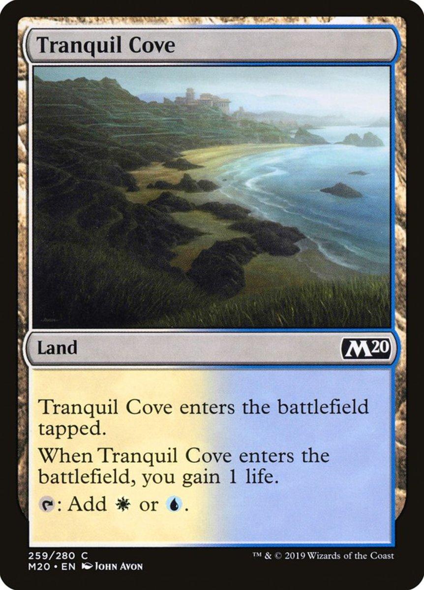 Tranquil Cove mtg