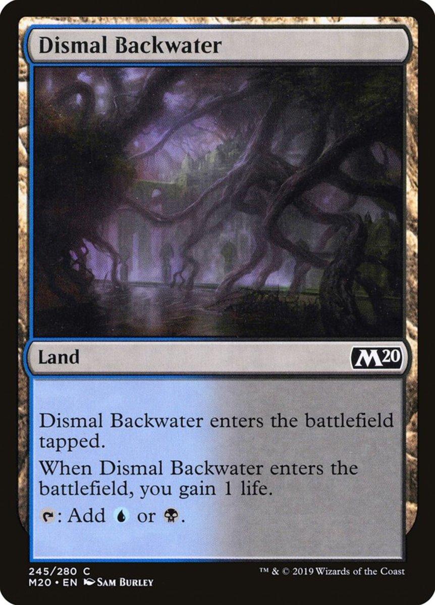 Dismal Backwater mtg