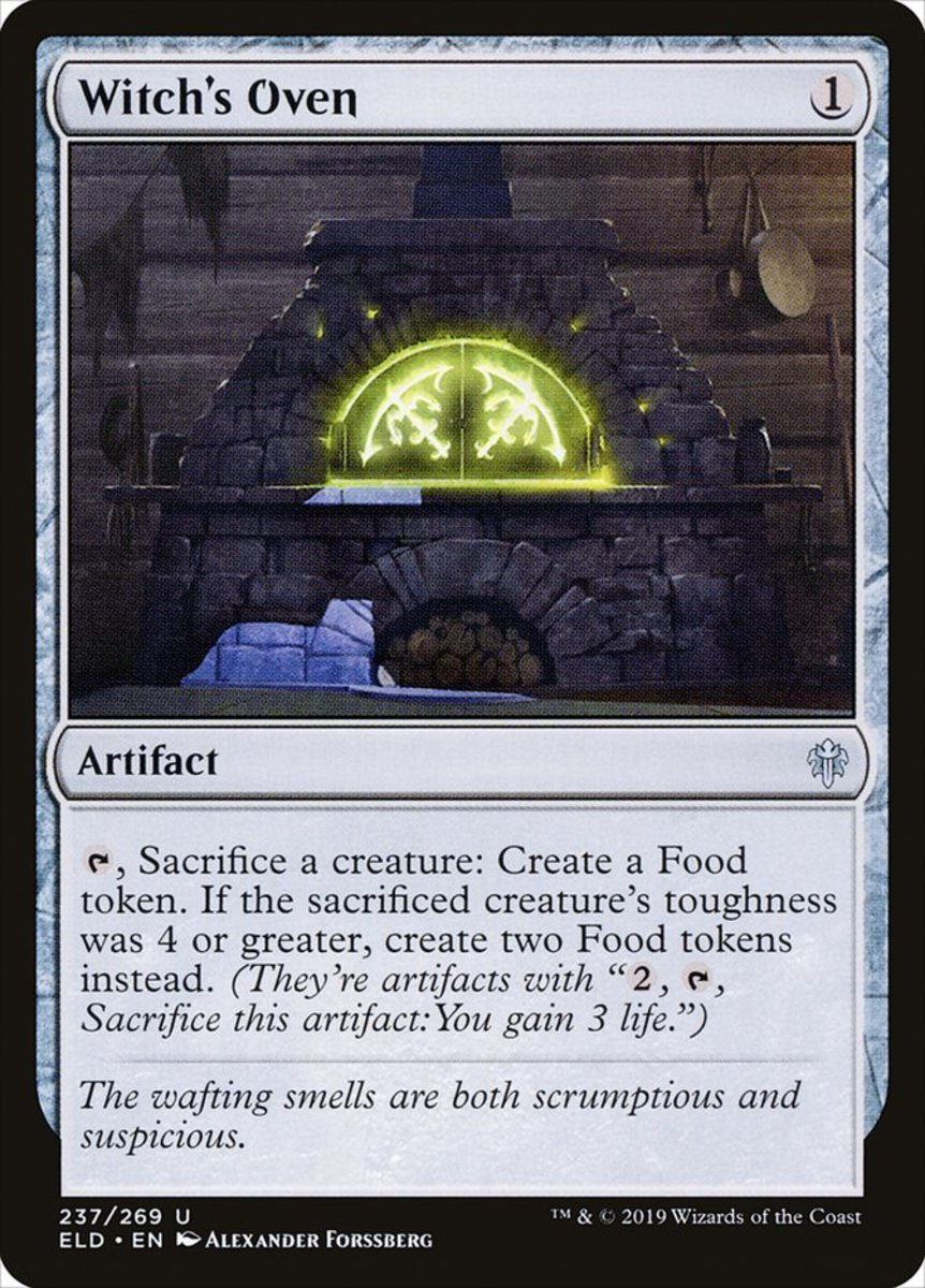 Witch's Oven mtg