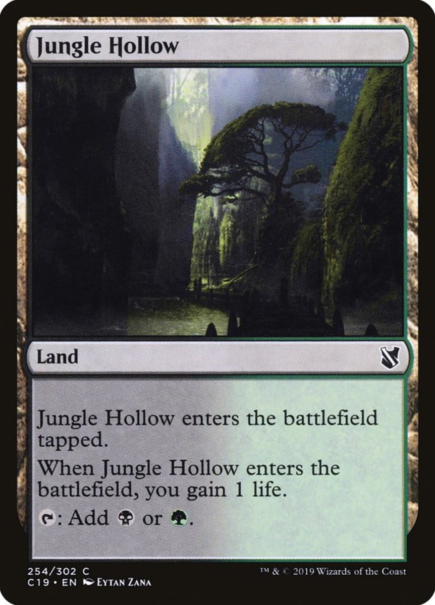 Jungle Hollow mtg