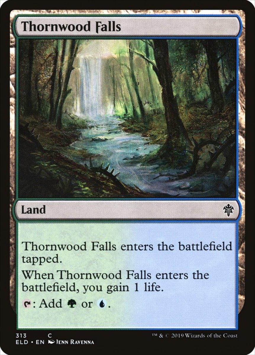 Thornwood Falls mtg
