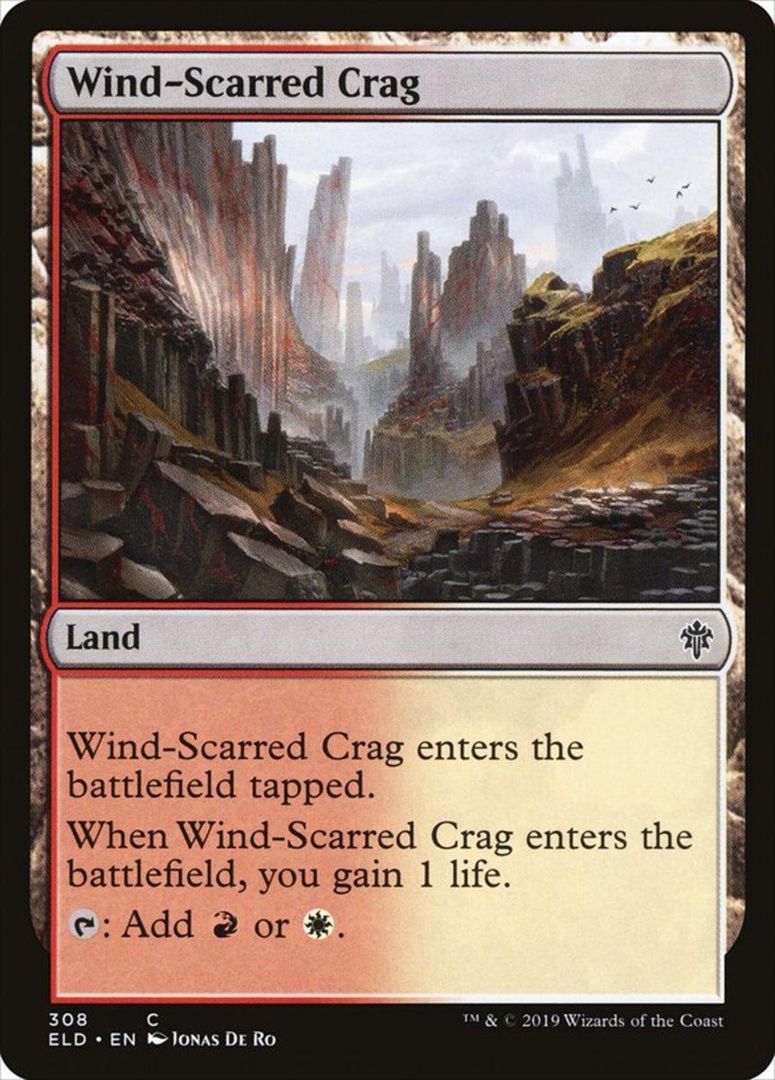Wind-Scarred Crag mtg