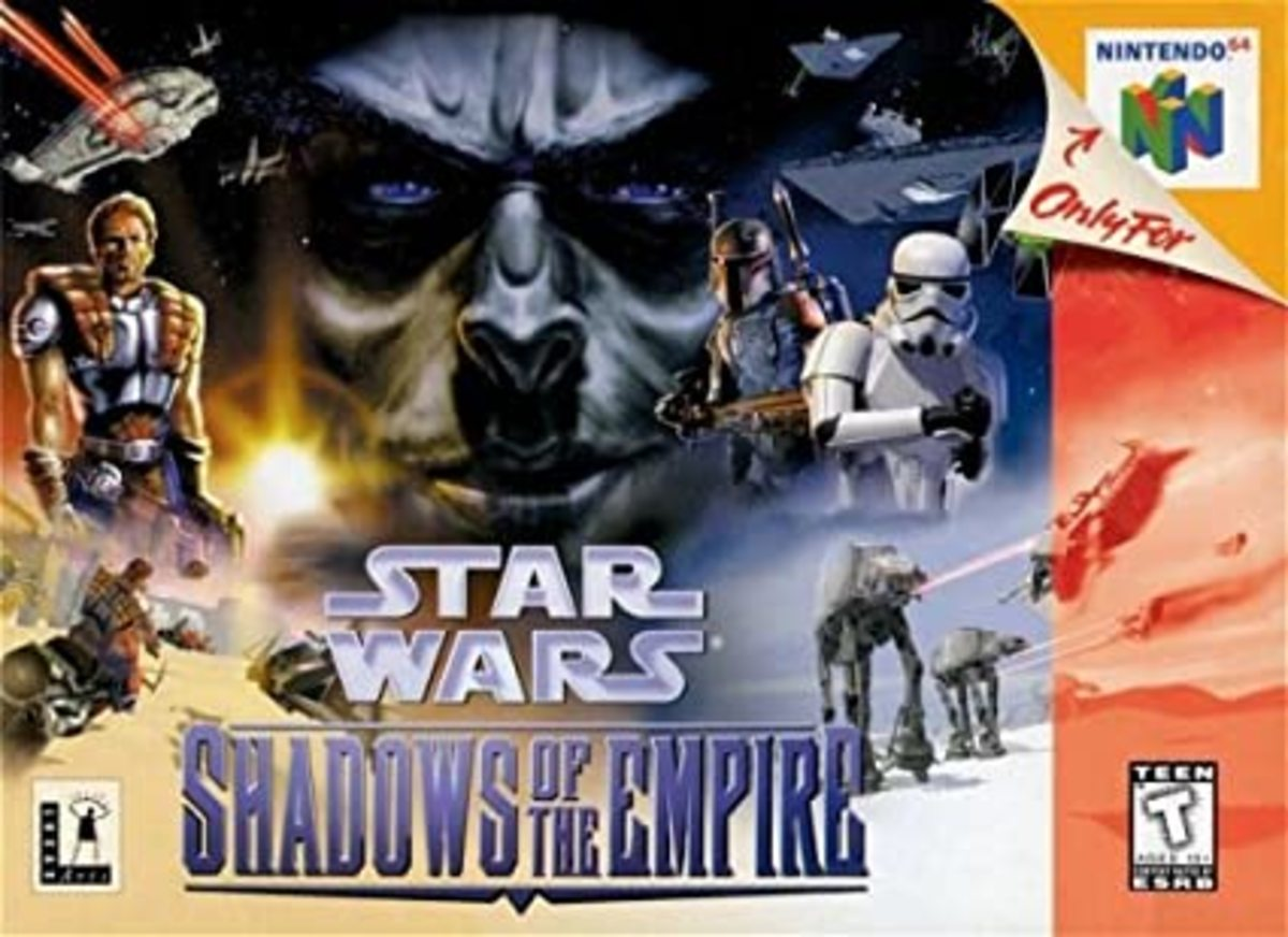 Shadows of the Empire (video game)