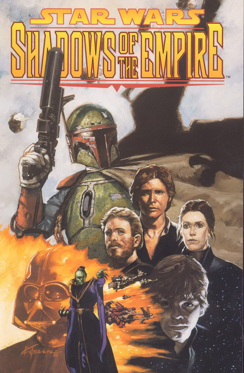 Shadows of the Empire (comic)