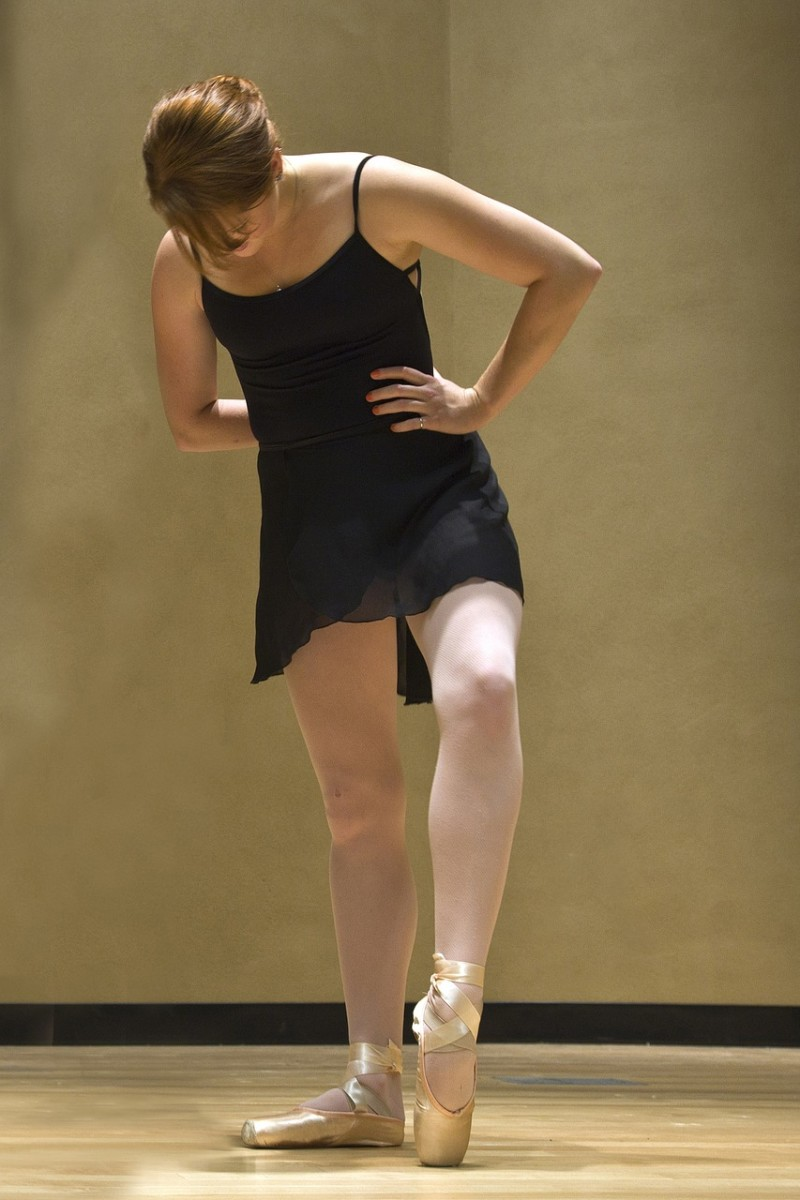 Ballet Students: How to Keep