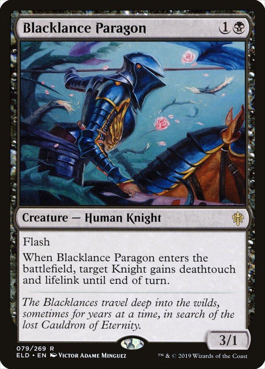 Blacklance Paragon mtg