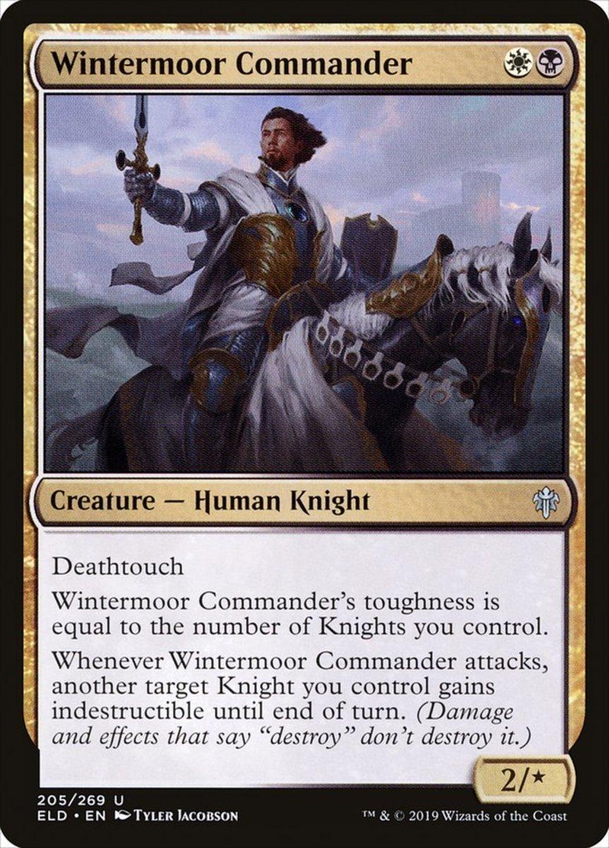 Wintermoor Commander mtg