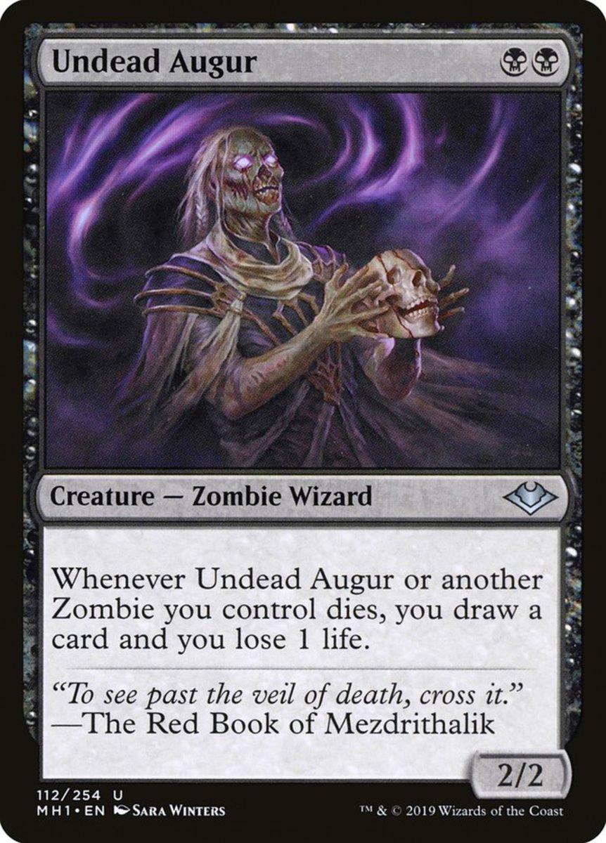 Undead Augur mtg
