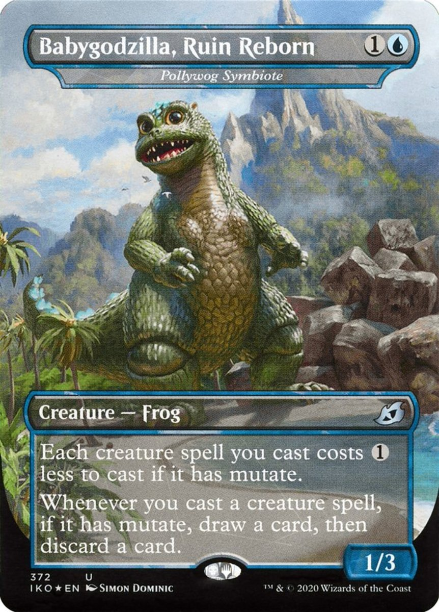 Top 10 Godzilla Cards in Magic: The Gathering