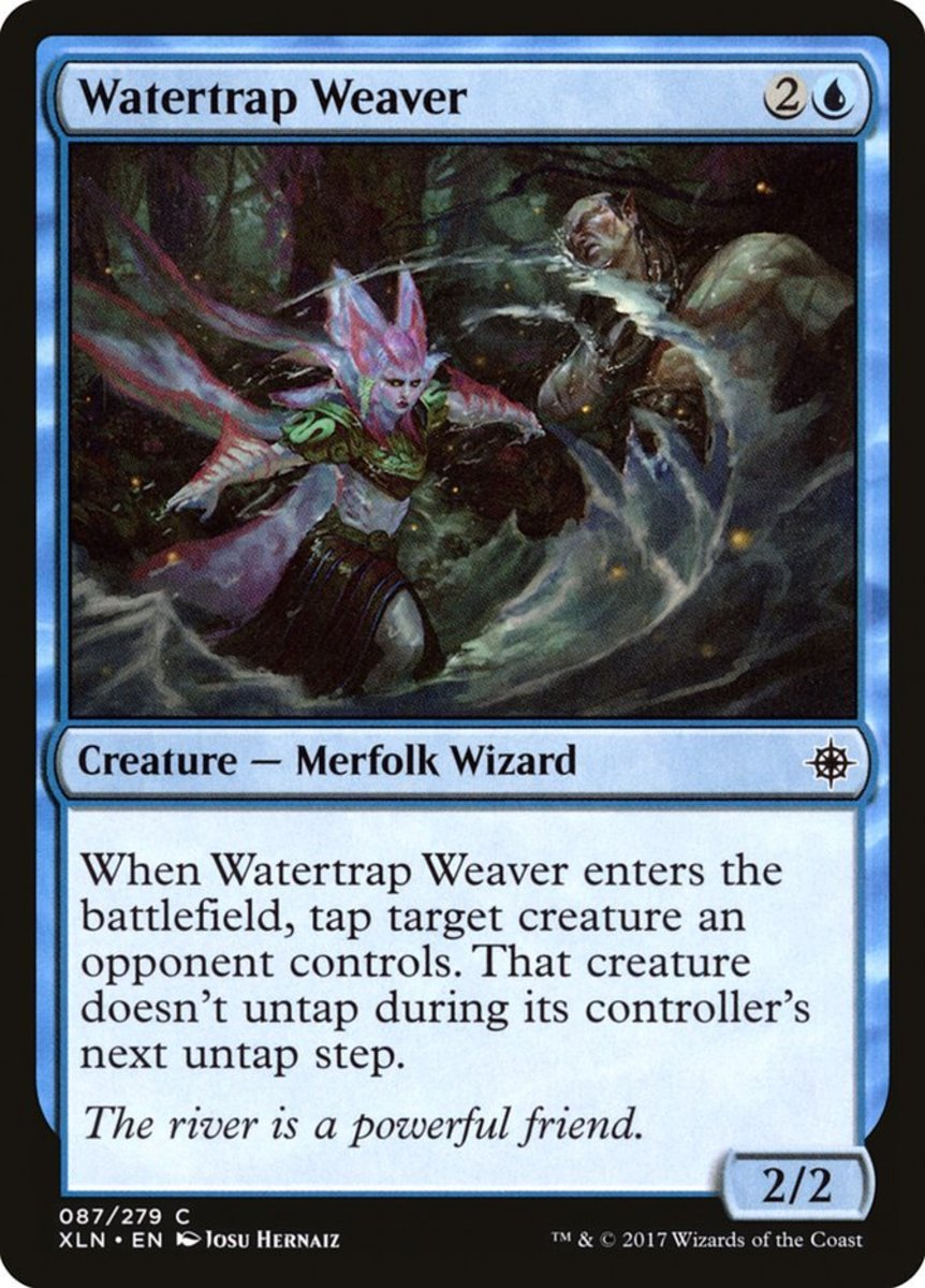 Watertrap Weaver mtg