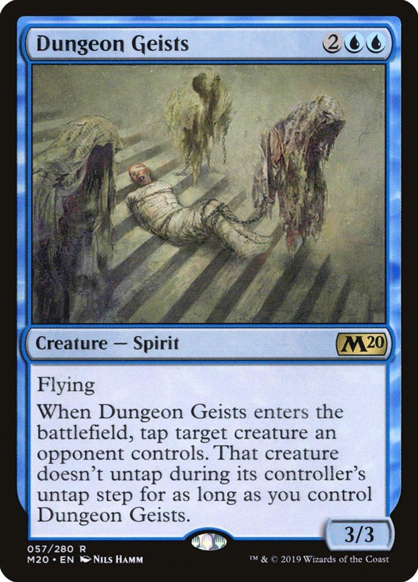 Dungeon Geists mtg