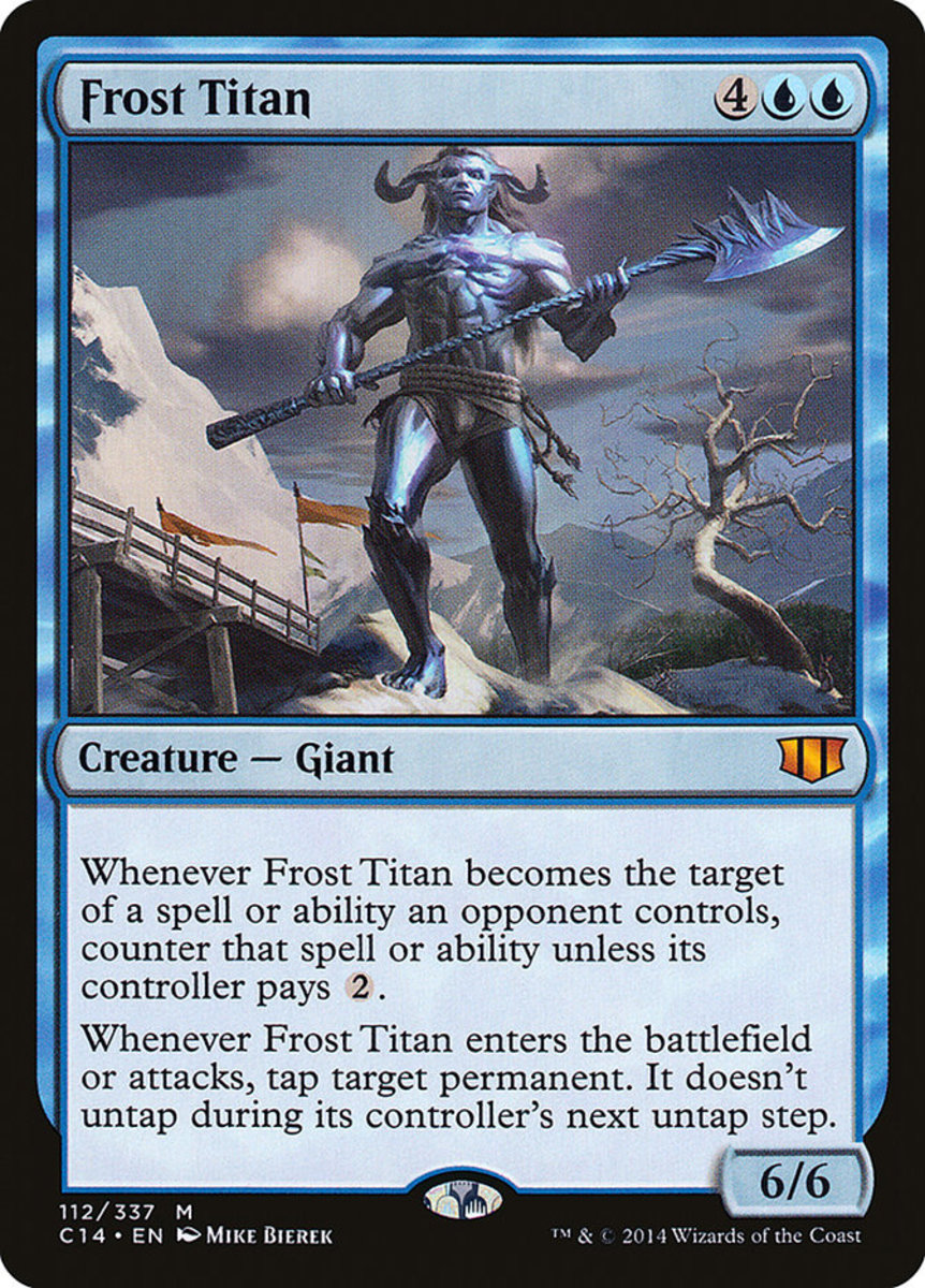 Frost Titan mtg