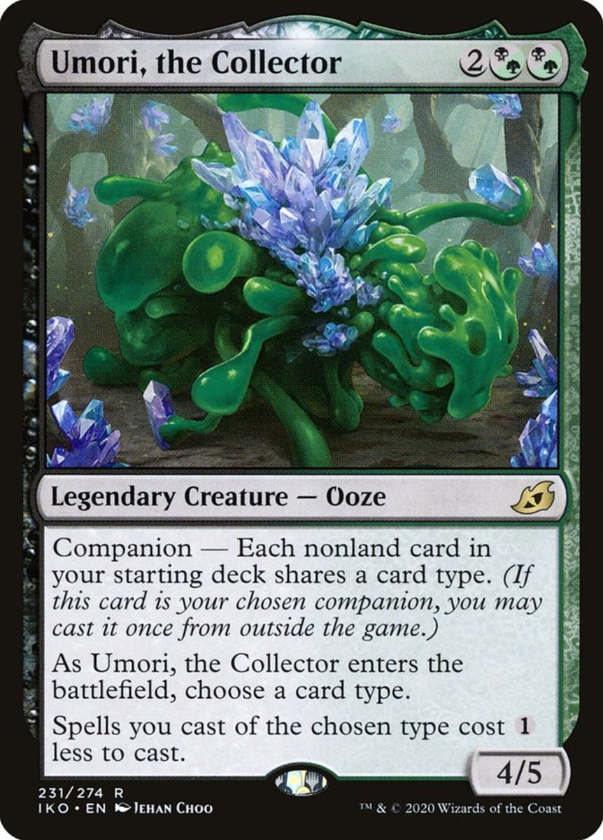 Umori, the Collector mtg