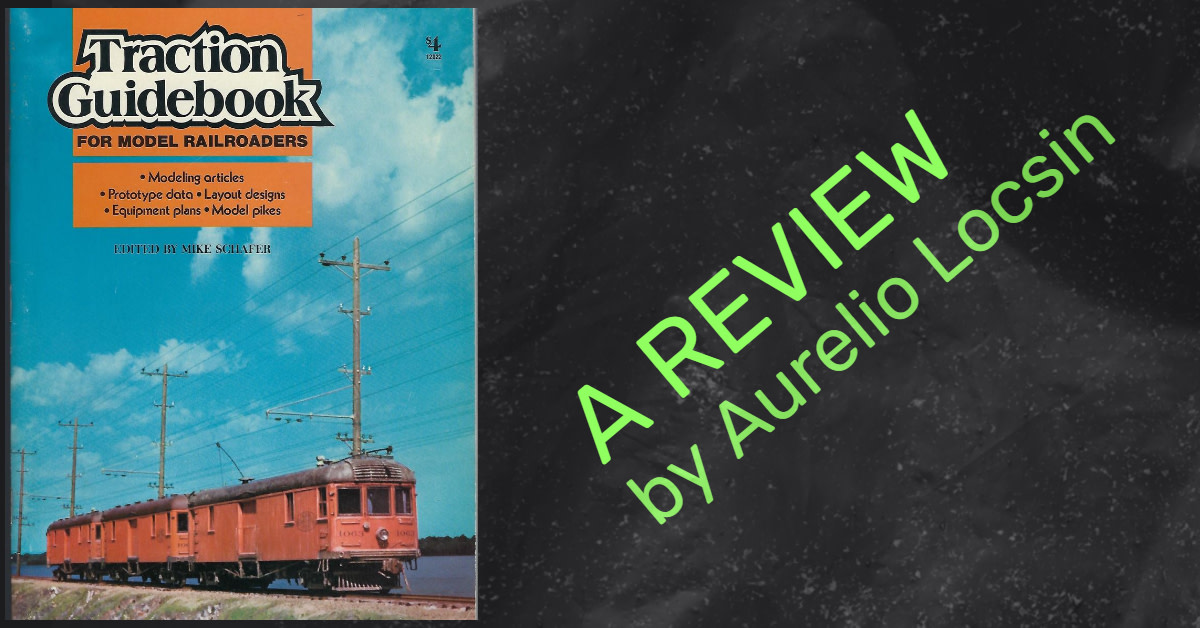 Traction Guidebook for Model Railroaders: Review