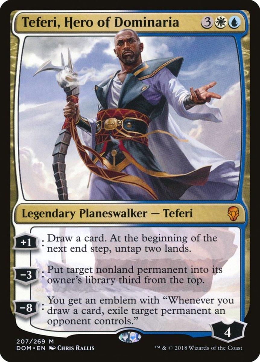 Teferi, Hero of Dominaria mtg