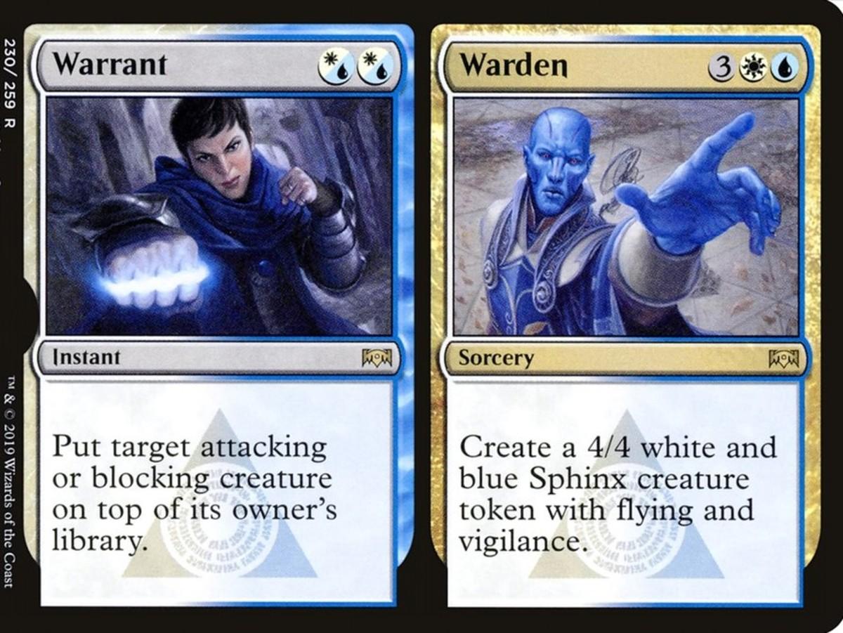 Warrant // Warden mtg