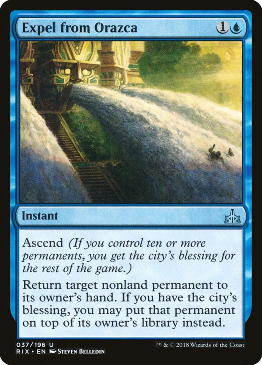 Top 10 Return-to-Deck Removals in Magic: The Gathering