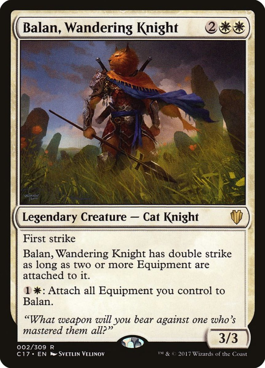 Balan, Wandering Knight mtg