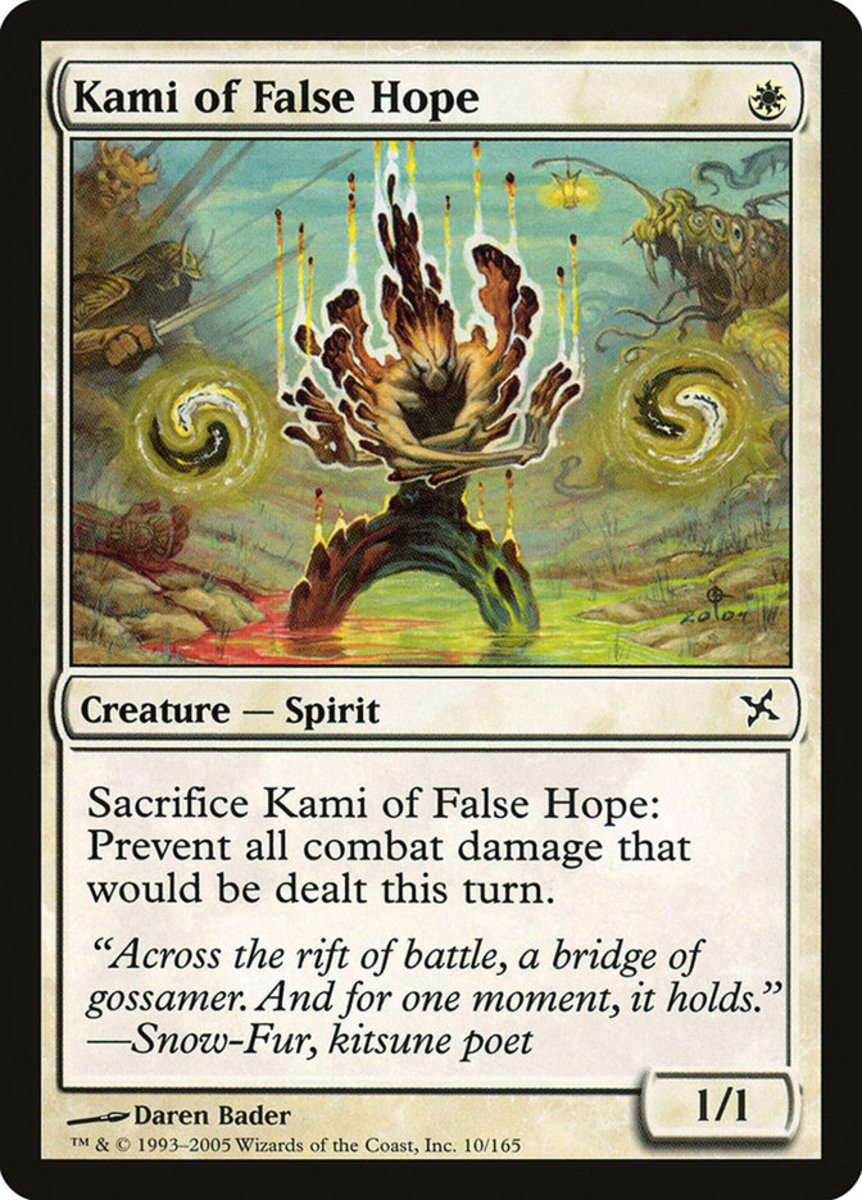 Kami of False Hope mtg