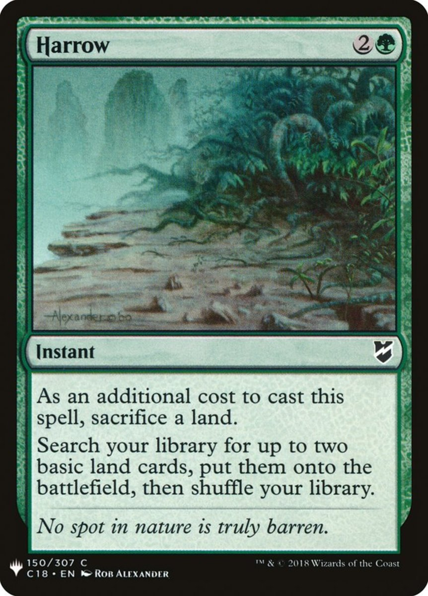 Top 10 Green Land Tutors in Magic: The Gathering