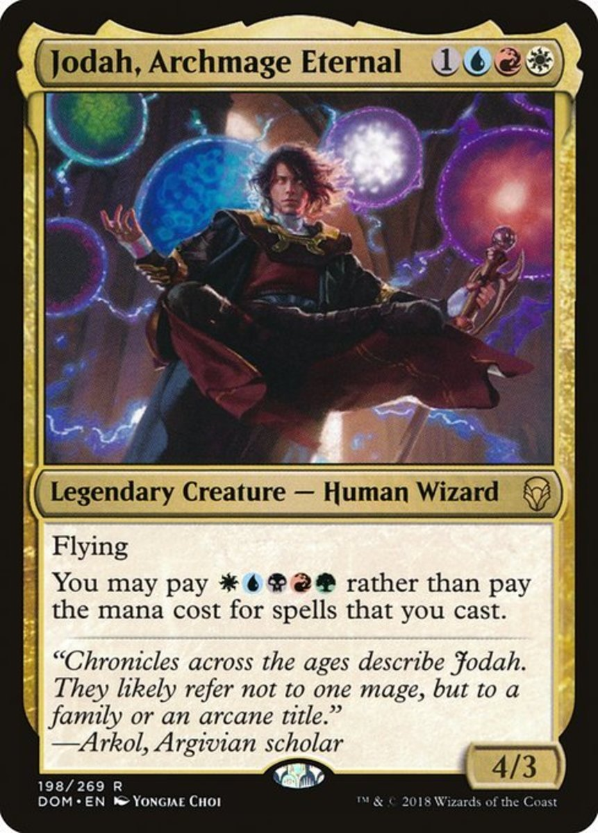 The 10 Most Popular Commanders in EDH