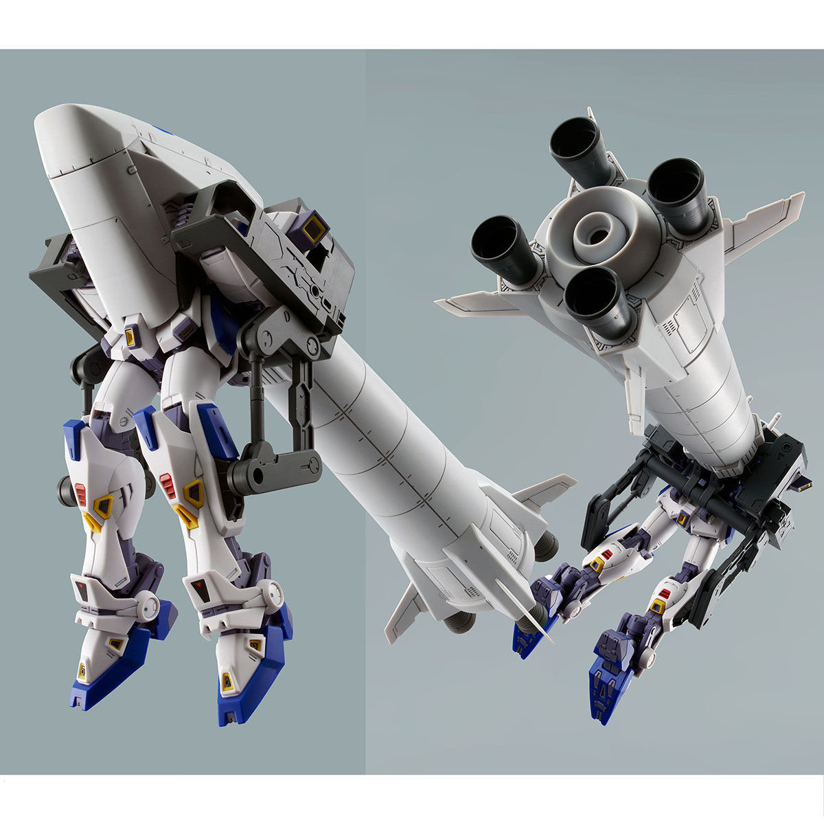 Exploring the Hilariously Weird Gundam F-90 Mission Pack U-Type
