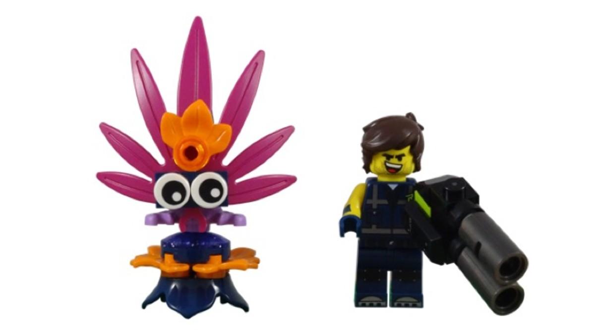 LEGO Rex's Plantimal Ambush Polybag 30460 Review