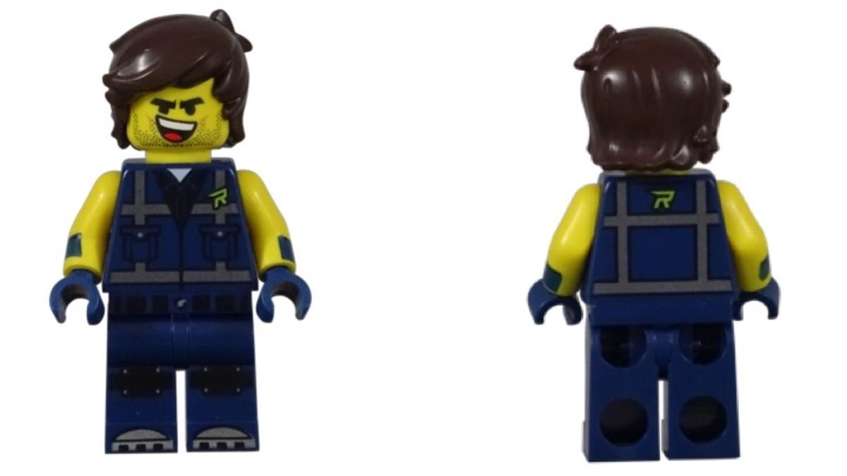 Normal Rex Dangervest Minifigure
