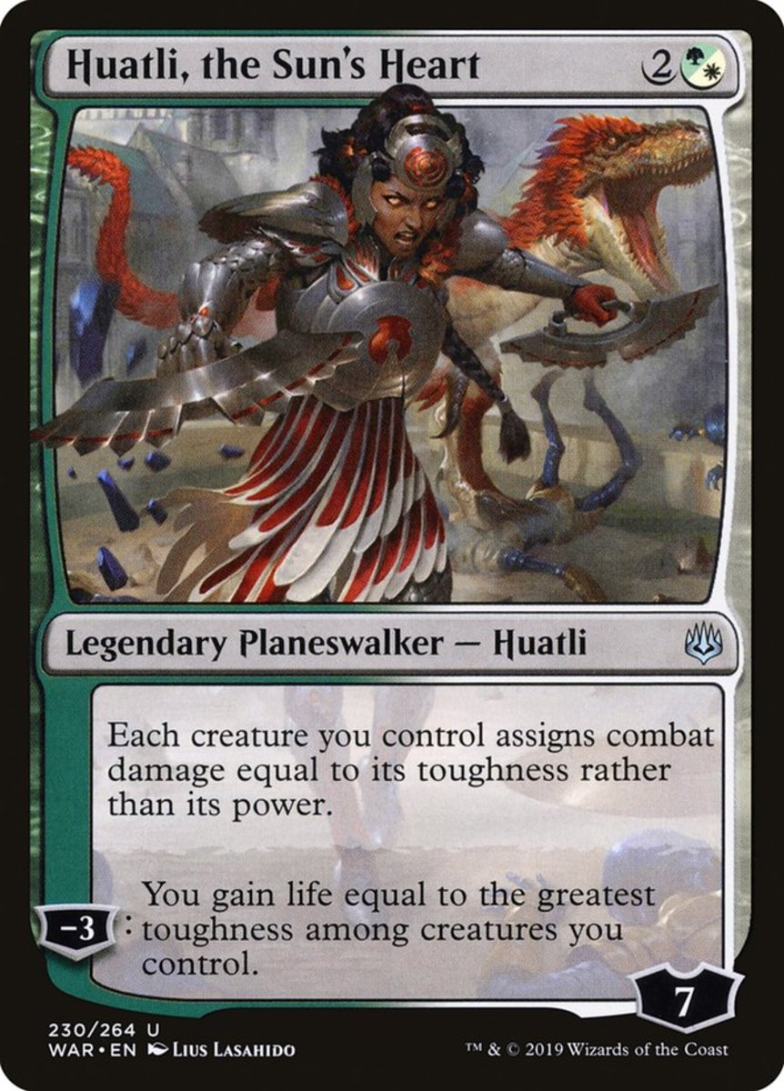 Top 10 Uncommon Planeswalkers in Magic: The Gathering