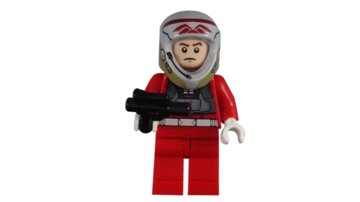 LEGO Star Wars Rebel A-Wing Pilot Minifigure 5004408