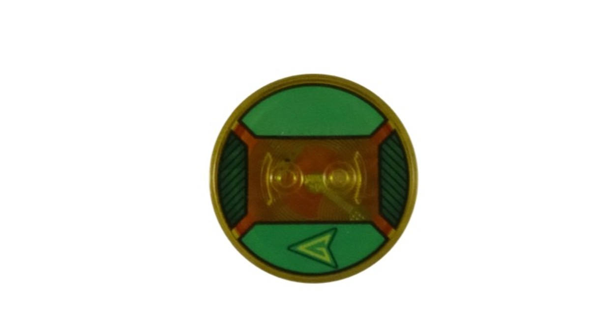 LEGO Dimensions Green Arrow Minifigure ToyTag