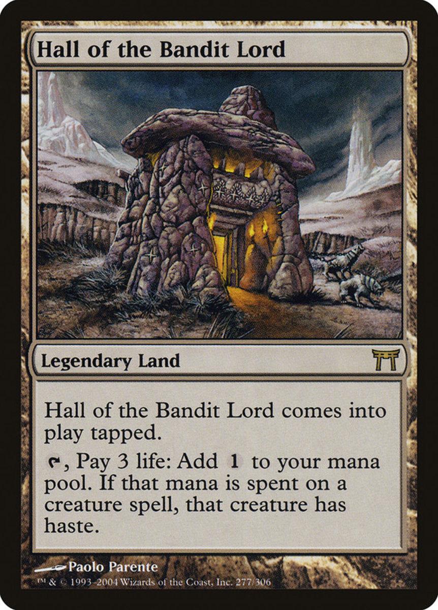 Hall of the Bandit Lord mtg