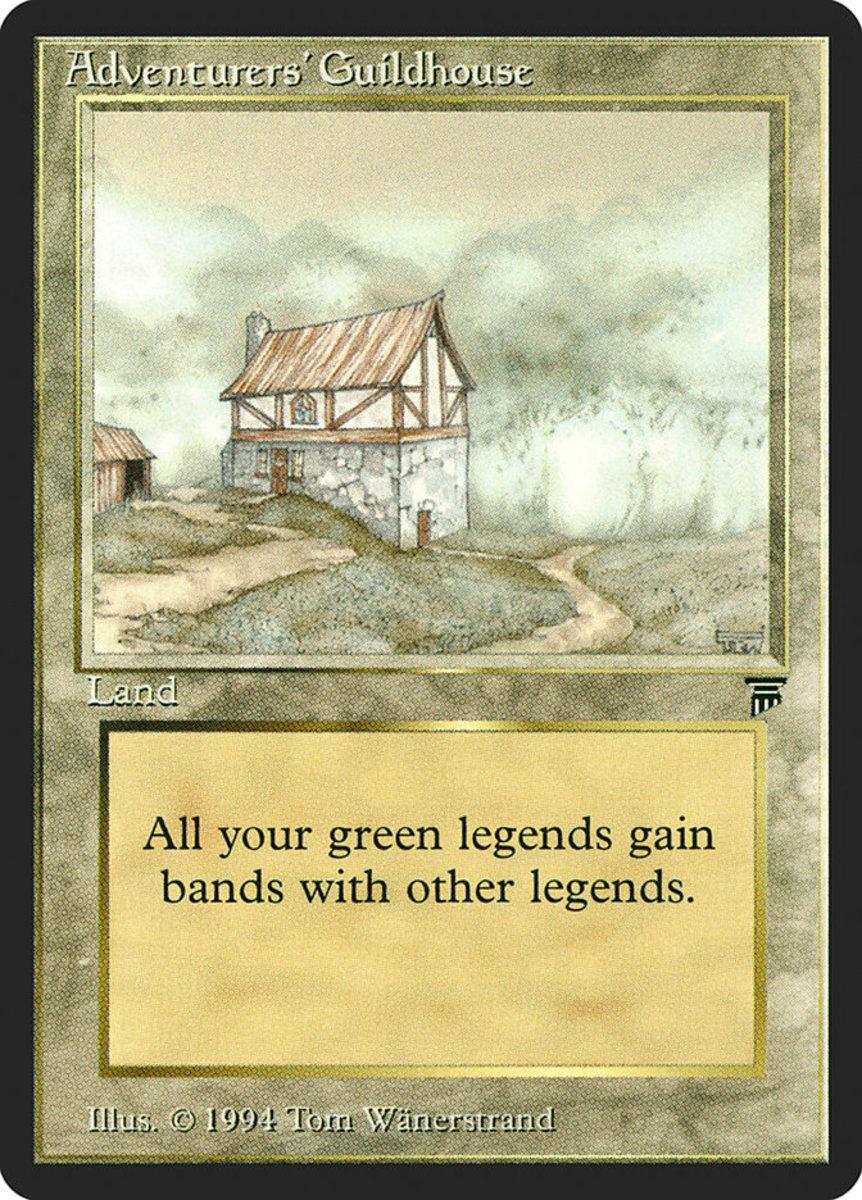 Adventurers' Guildhouse mtg