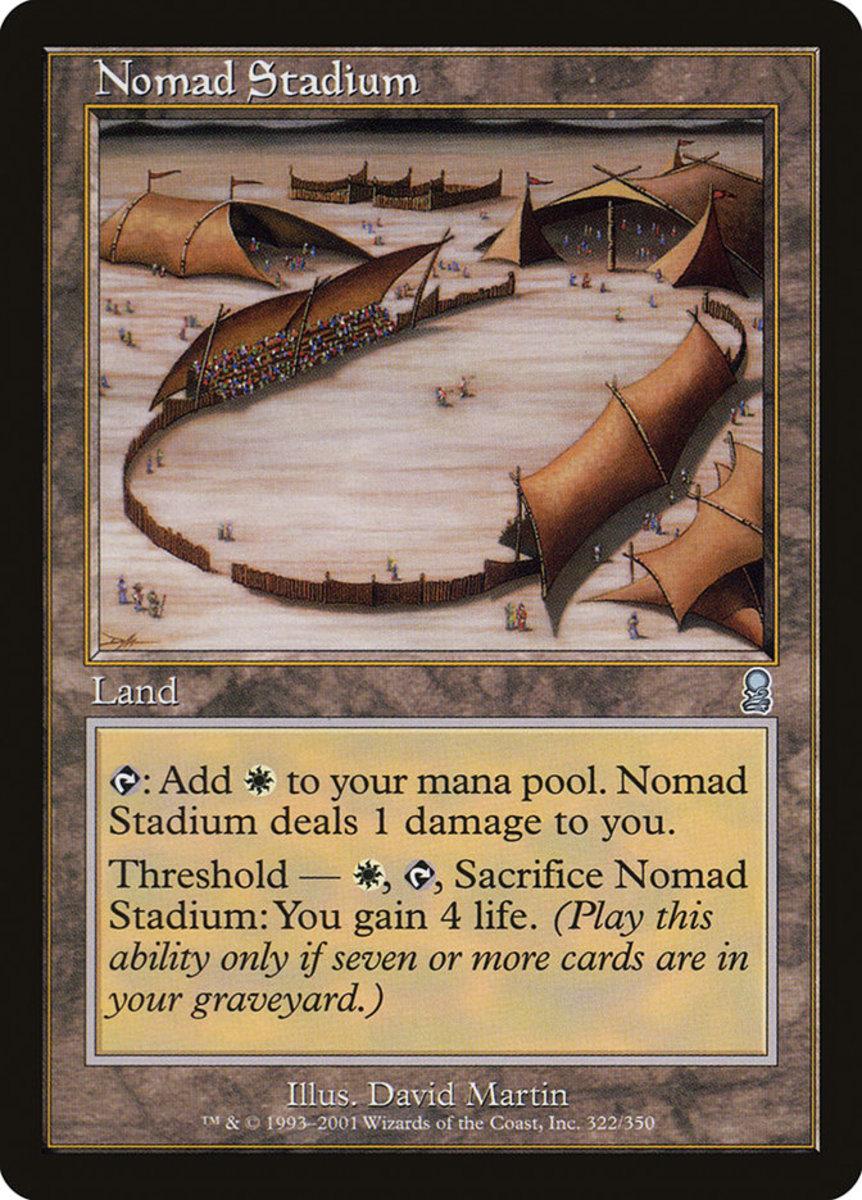 Nomad Stadium mtg