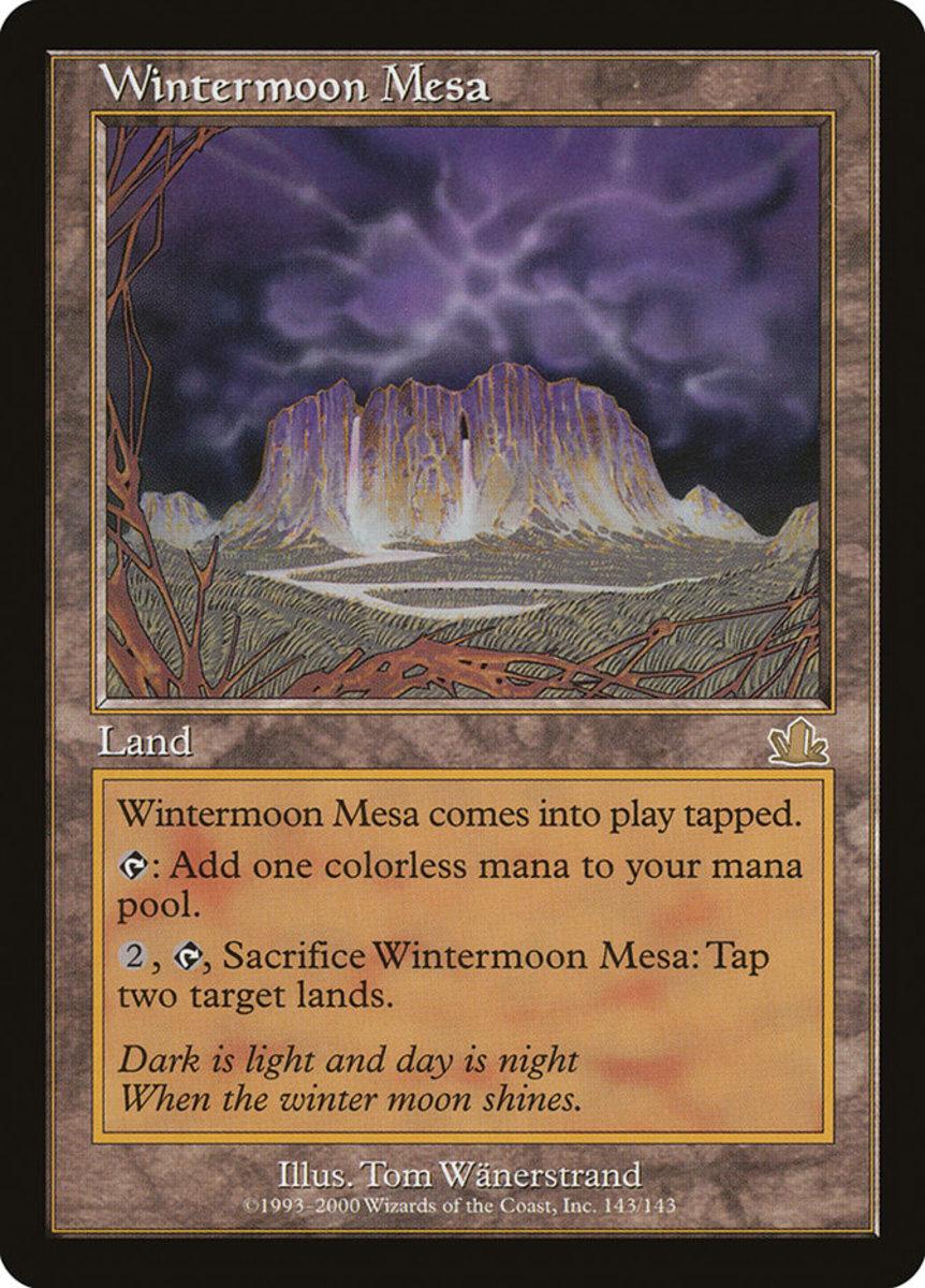 Wintermoon Mesa mtg