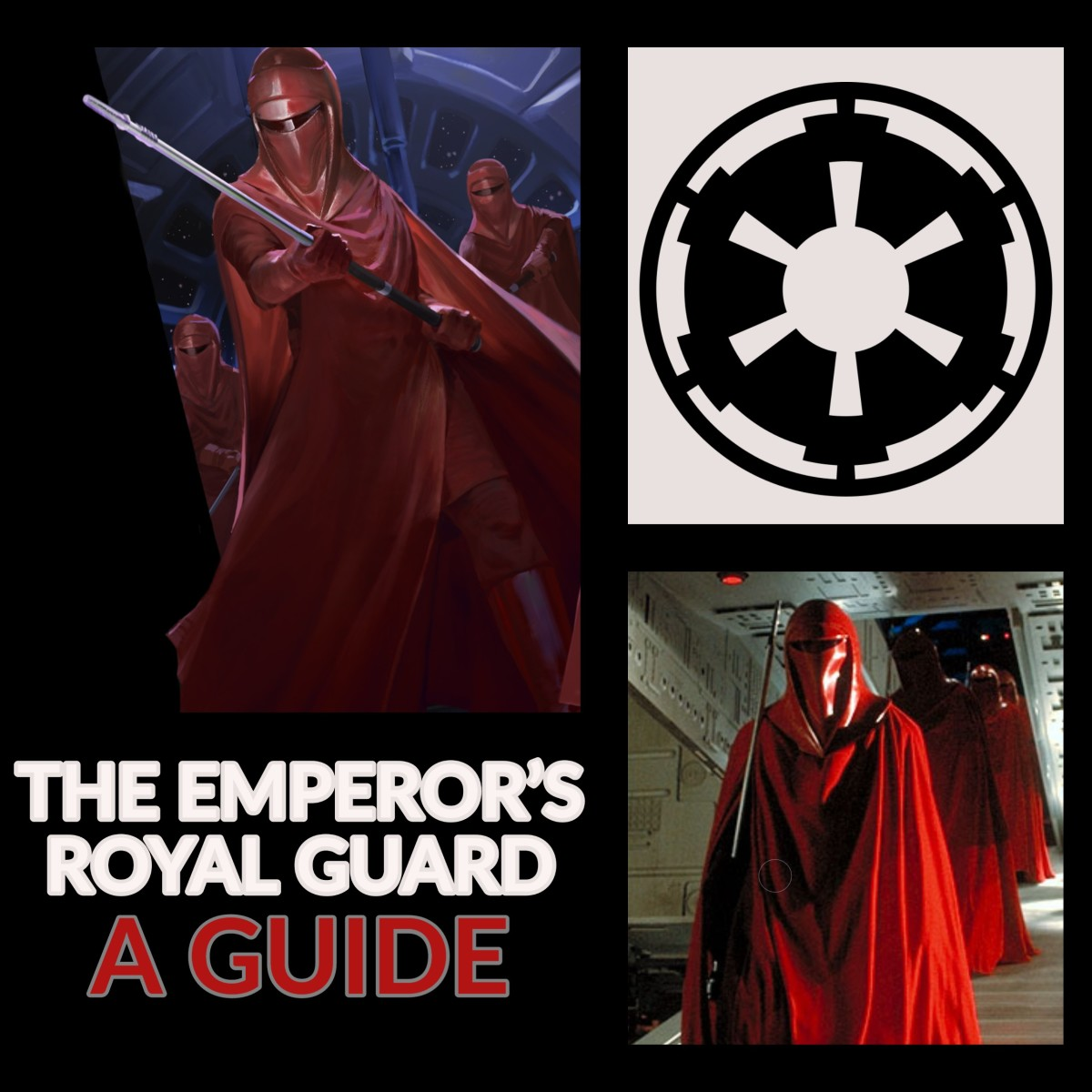 From Shadow Guards to Imperial Sovereign Protectors, this article examines each of the royal guard variants that are present within the Star Wars universe.