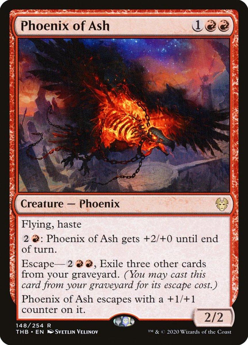 Phoenix of Ash mtg