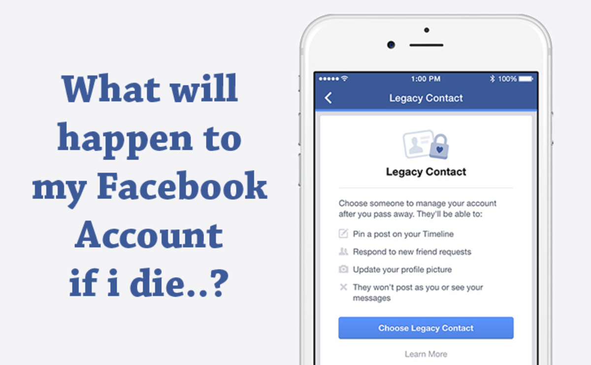 What Happens to Your Facebook Page If You Die?