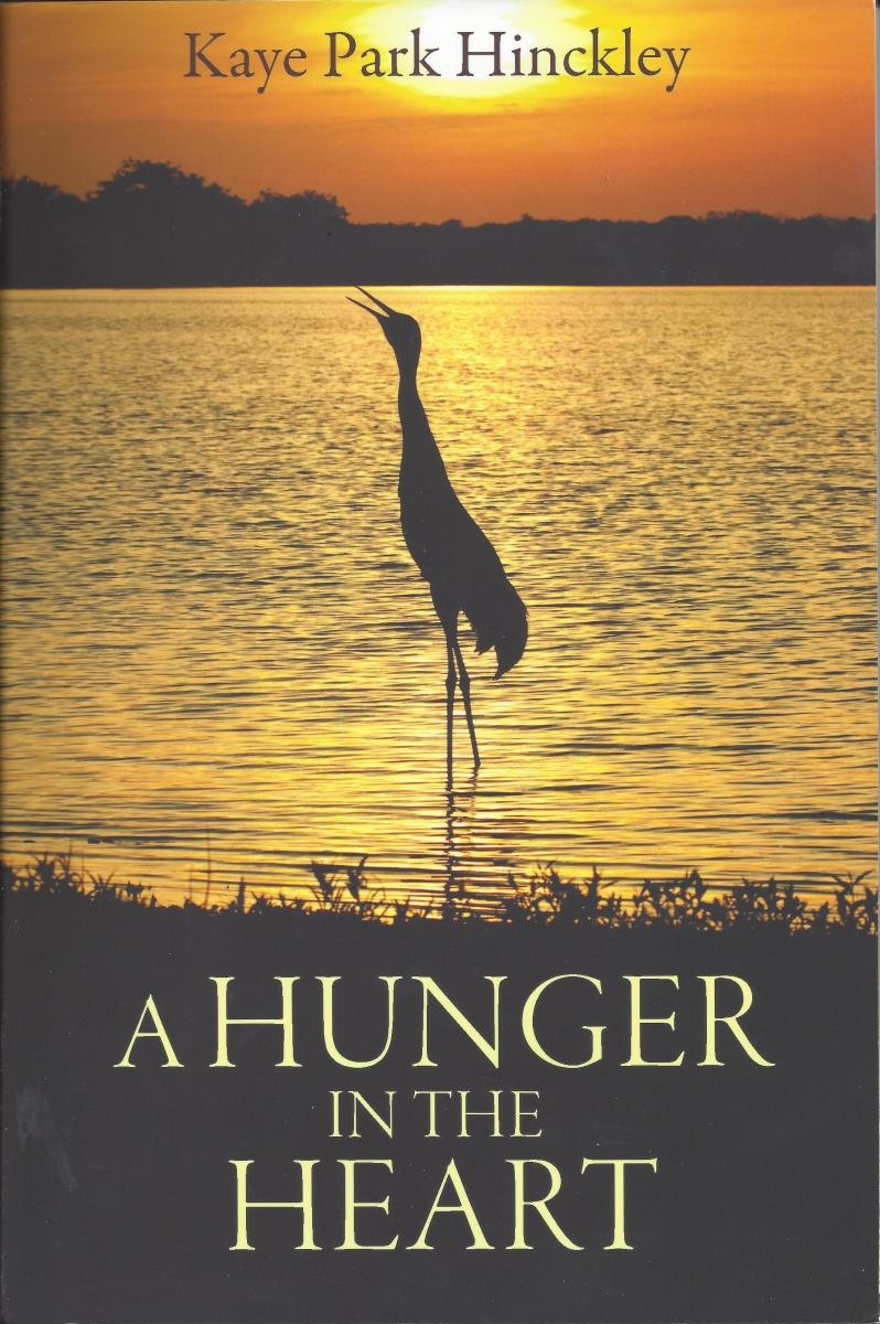 "The cover of the book ""A Hunger in the Heart"""