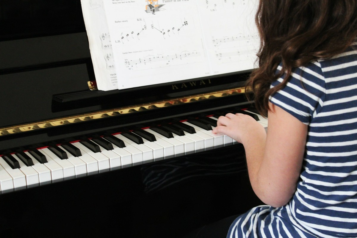 The child receives the opportunity to engage in something they enjoy doing naturally