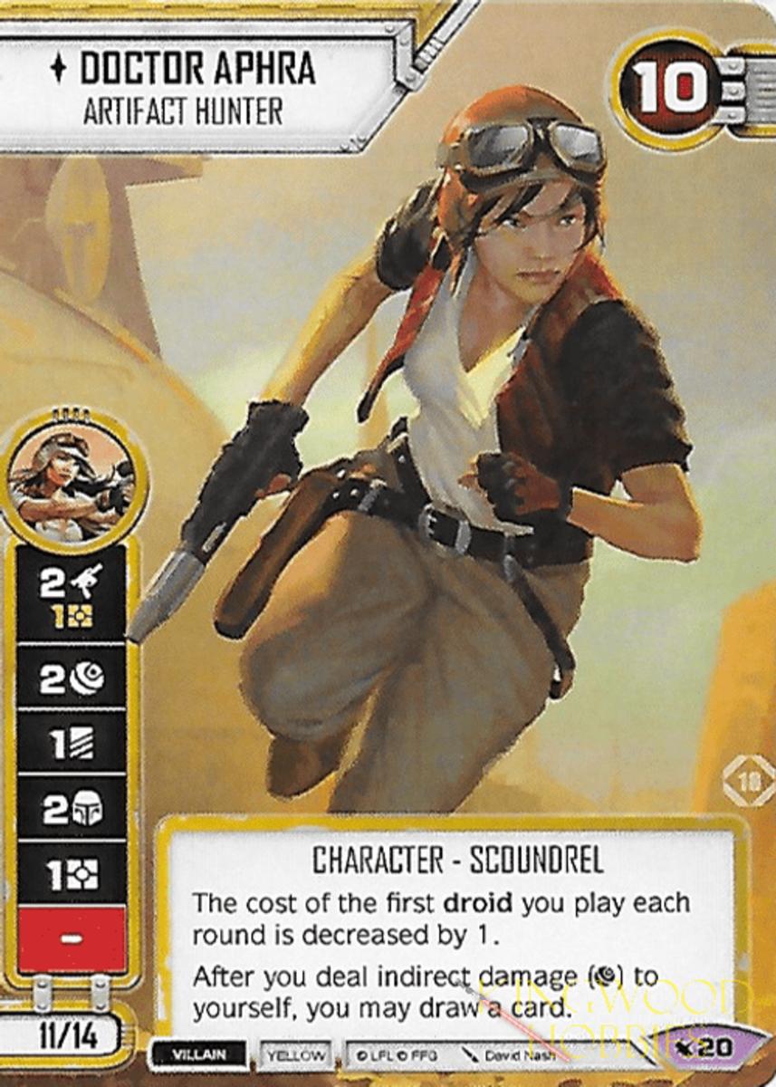 Doctor Aphra - Artifact Hunter
