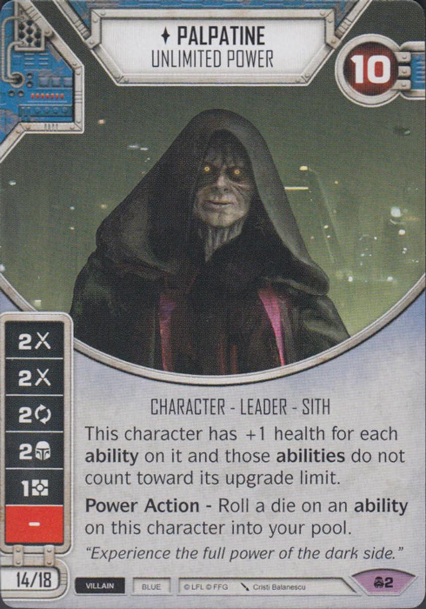 Palpatine - Unlimited Power