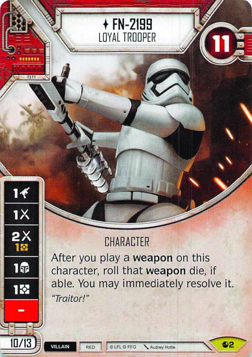 FN - 2199 - Loyal Trooper